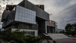 Video: 51-1 Arquitectos presenta los avances de obra de la ampliación del Museo de Arte Moderno de Medellín