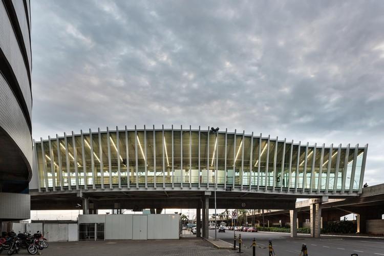 Aeromovel Porto Alegre / OSPA Arquitetura e Urbanismo, © Marcelo Donadussi