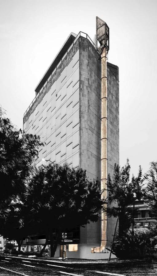 "Equipo brasileño, primer lugar del concurso internacional LIGA: Geometrías Invisibles / México, Propuesta primer lugar ""Maneras de conducir"""