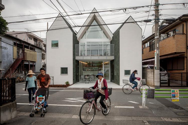 Housecut  / Starpilots, © Satoshi Asakawa