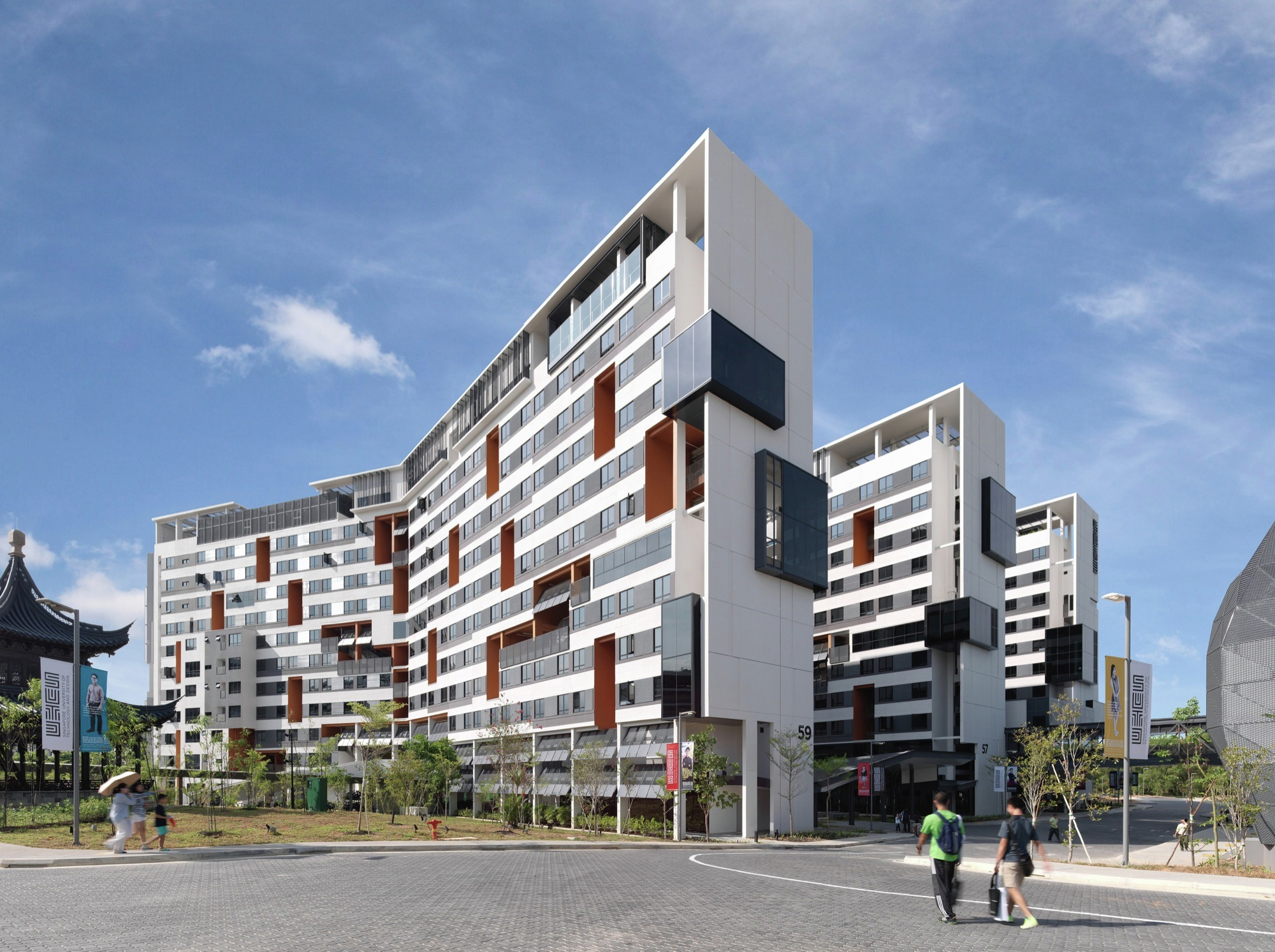 Gallery Of Sutd Housing And Sports Look Architects