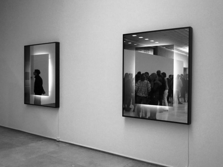Vista inauguración Uno, Uno. Image © © Jorge Losse