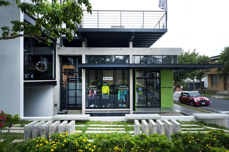 Centro de Referencia Scott / FCB Arquitectura, © Rodrigo Montoya V