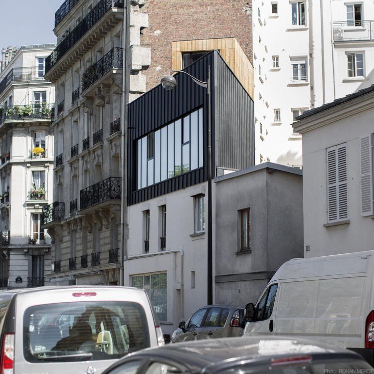 Saganaki House / BUMParchitectes, © Ronan Mérot