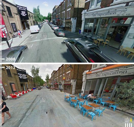Venn St., Londres, Reino Unido. Cortesia de Urb-I