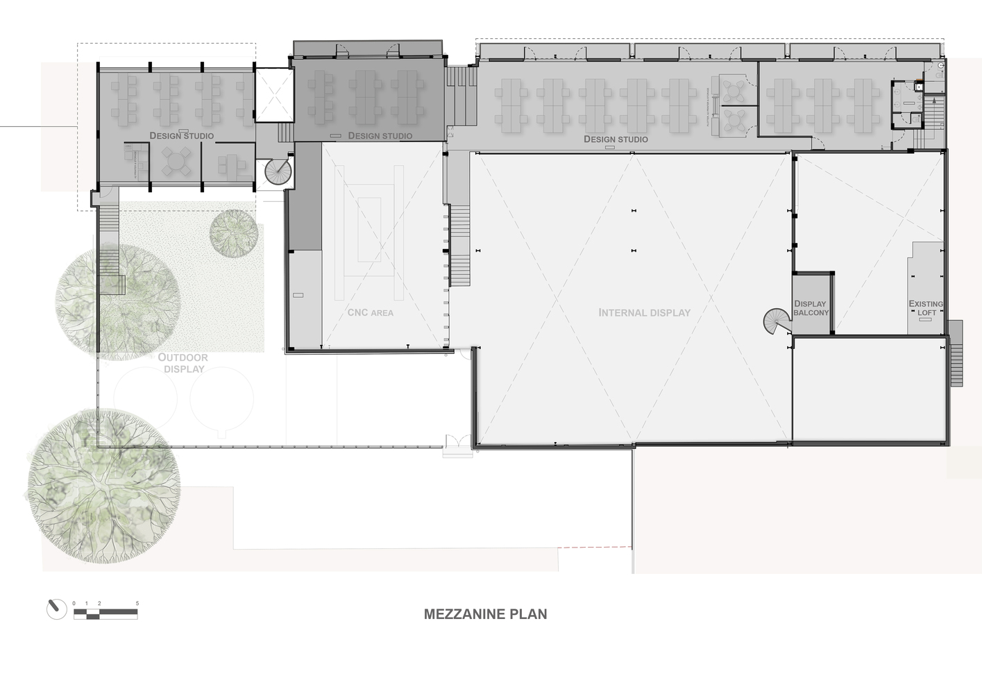 Design studio floor plan for Recording studio floor plans architecture