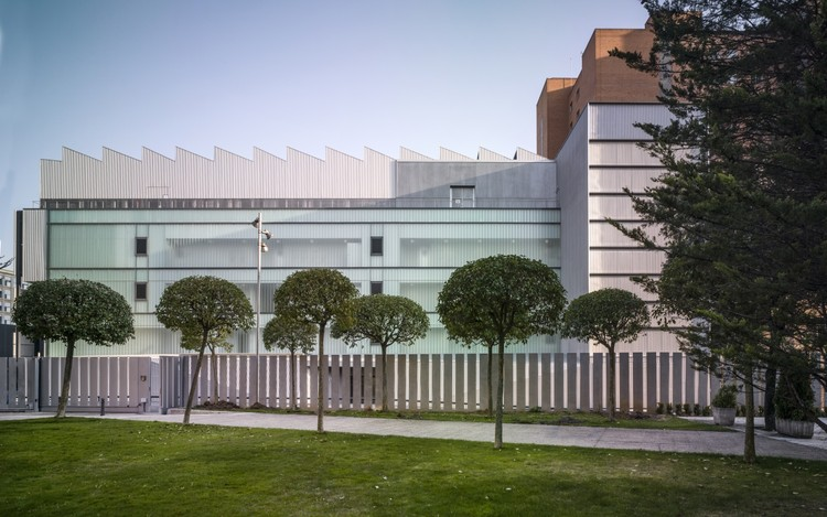 Hospital Clínico Universitario de Valladolid / Pardo Tapia Arquitectos + Salvador Mata, © Jesus Granada