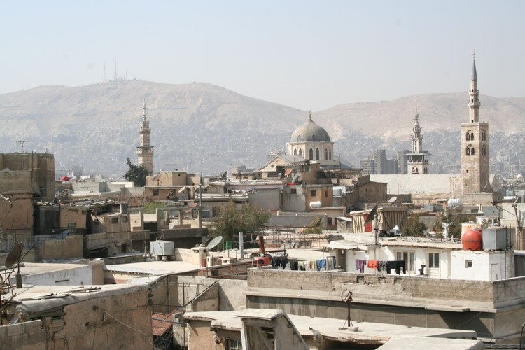 Why Ancient Cities Can Still Teach Us About Urban Planning, Damascus in Syria is often cited as one of the world's oldest continuously inhabited cities. Image © Flickr CC user Sean Long