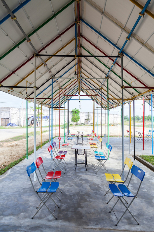 © Doan Thanh Ha  RE-AINBOW / H&P Architects Doan Thanh Ha     4