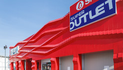 Srithai Super Outlet / FOS [Foundry of Space]