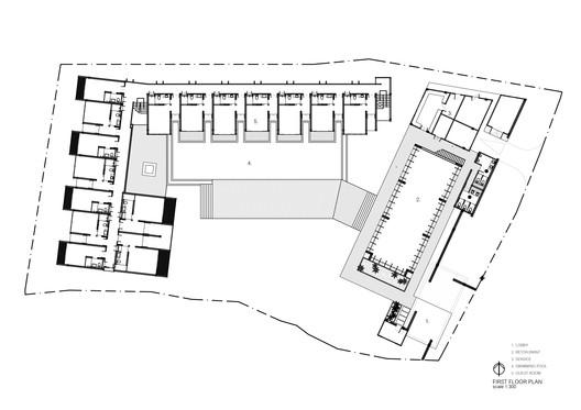 معماری و طراحی اقامتگاه Lima Duva