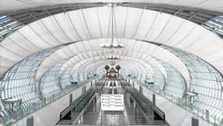 Complejo de Terminal de Pasajeros Aeropuerto de Suvarnabhumi / Jahn