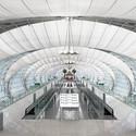 Terminal de Passageiros do Aeroporto de Suvarnabhumi / Jahn