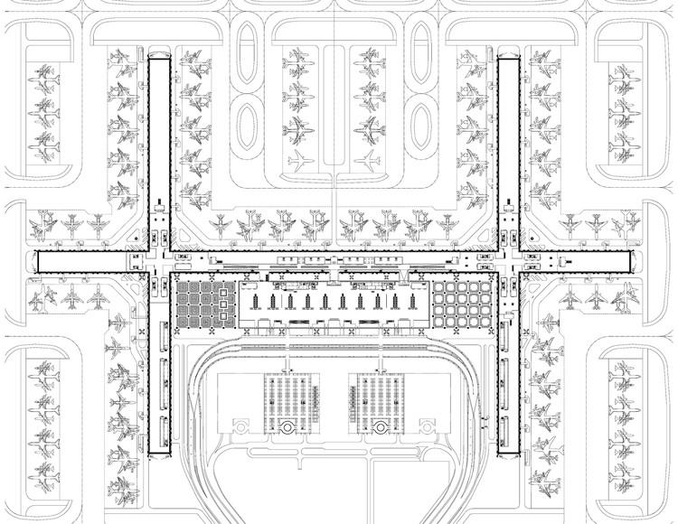Passenger terminal complex suvarnabhumi airport jahn - Planning and design of airports pdf ...
