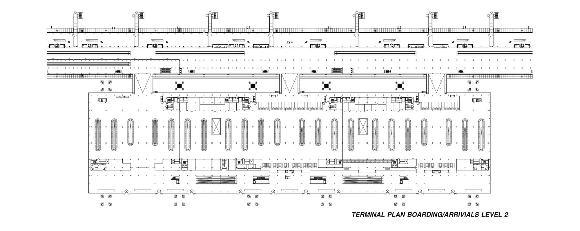 Gallery Of Passenger Terminal Complex Suvarnabhumi Airport