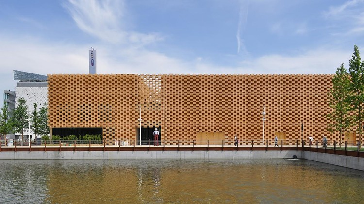Polish Pavilion Milan Expo 2015 / 2pm Architekci, Courtesy of 2pm Architekci