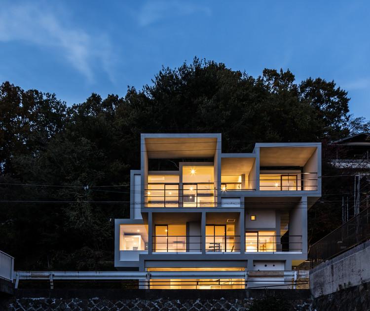 Slide House / y+M, © Yohei Sasakura / sasa no kurasha