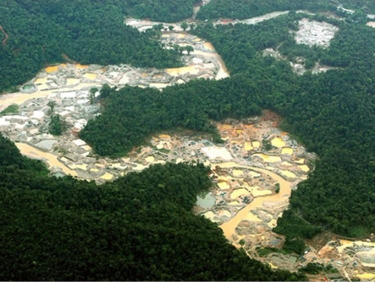 Rio Dagua / Valle del Cauca / Cauca. Image vía bastardilla.org