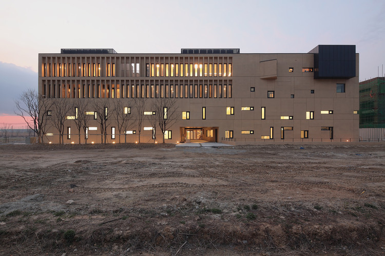 Myung Films Paju Building / IROJE Architects & Planners, © Jong Oh Kim