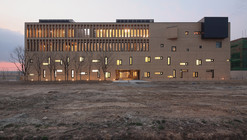 Myung Films Paju Building / IROJE Architects & Planners