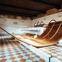 Aqua Alta / Pabellón de Paraguay en la 14ª Bienal de Arquitectura de Venecia. Image © Pedro Kok