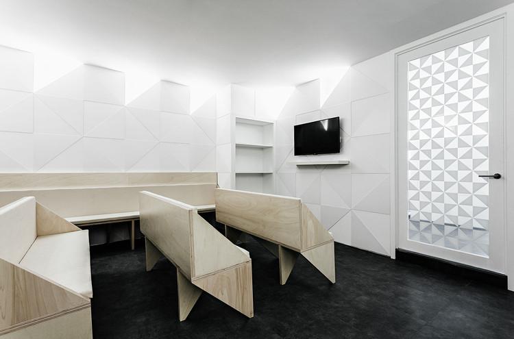 Clínica Dental en Porto / Ren Pepe Arquitetos, © Ricardo Loureiro