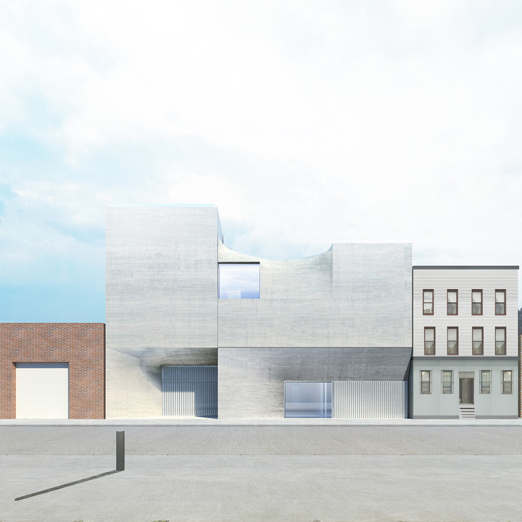 SO-IL Reveals Plans for New Brooklyn Art Gallery, © SO-IL