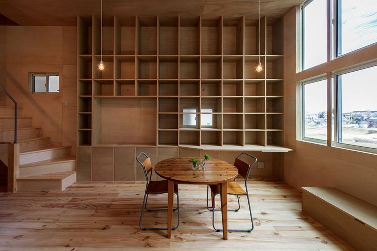 Casa en Sayama / Coo Planning, © Yuko Tada