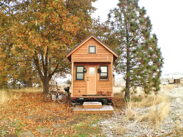 5 Things Architecture Can Learn from the Tiny House Movement, © Flickr CC user Tammy Strobel