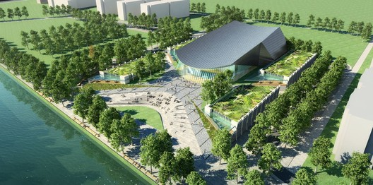 Courtesy of BKK Architects + Brearley Architects & Urbanists