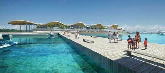 © Haptic Architects + Narud Stokke Wiig Architects