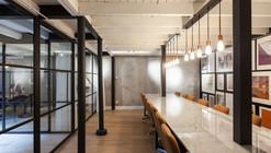 Oficina central Nedvest / Studio Aa + Petra van Roon