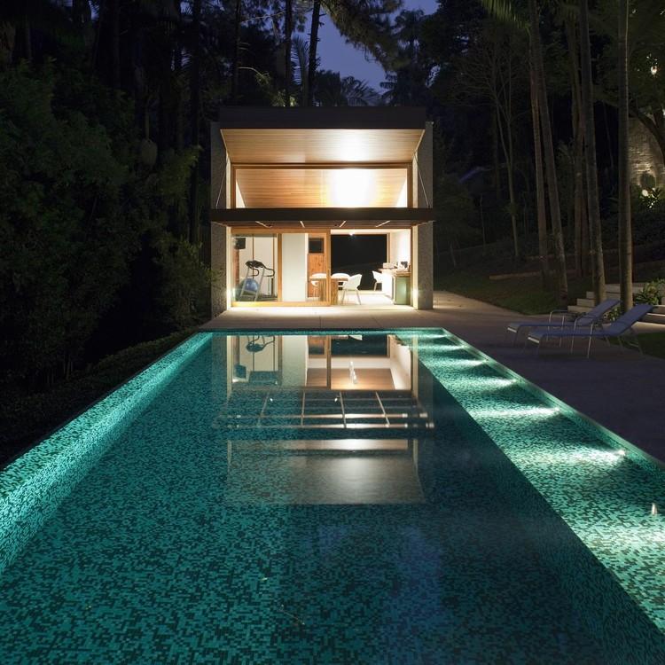 Recanto Residence / Vasco Lopes Arquitetura, © Fran Parente