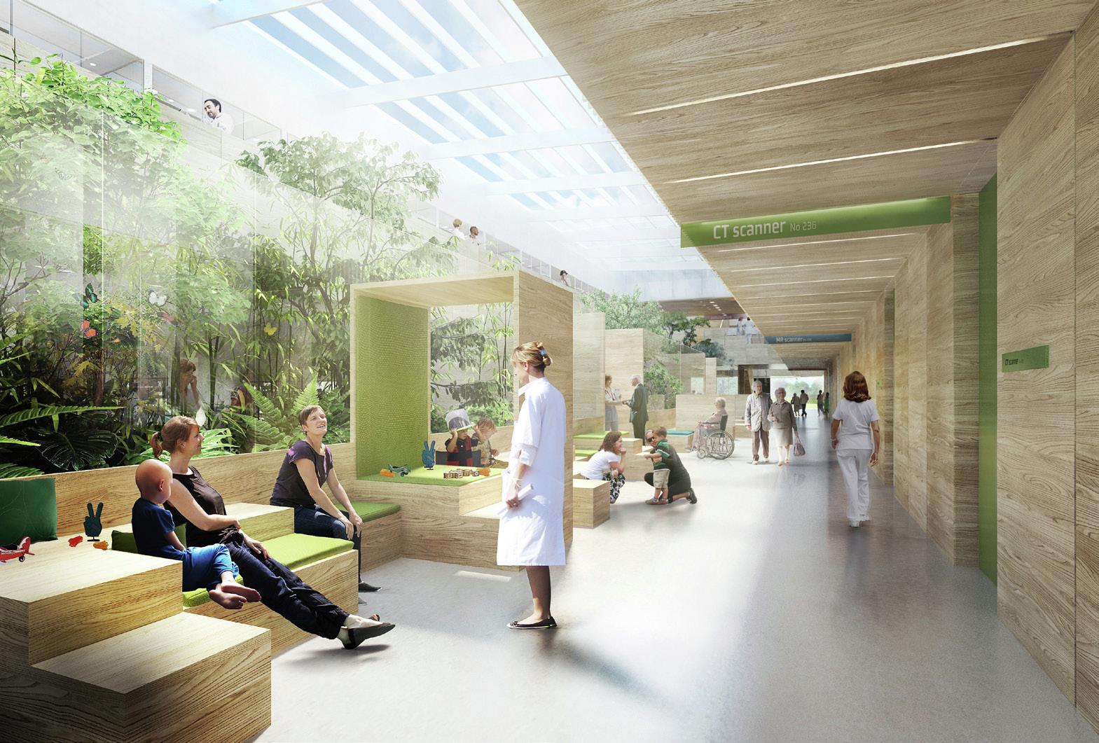 What Is A Senior Medical Interior Designer