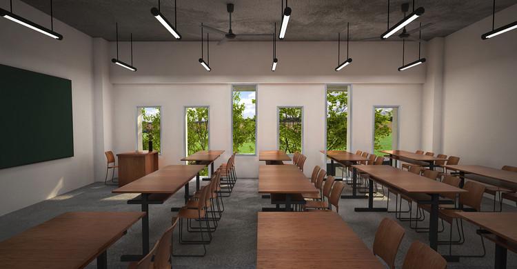 Cortesía de Vo Trong Nghia Architects