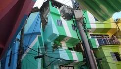 Favela Painting / Dre Urhahn y Jeroen Koolhaas