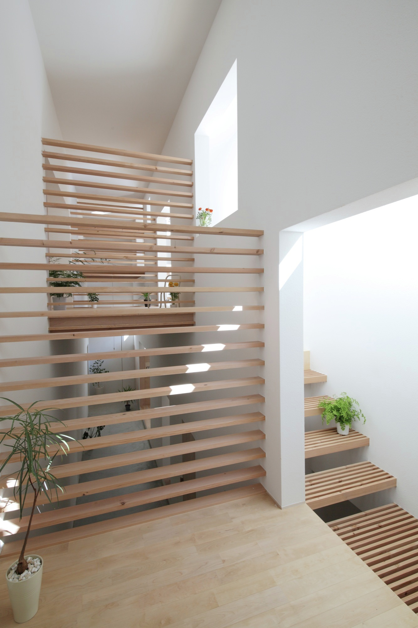 gallery of house in yamanote katsutoshi sasaki associates 3. Black Bedroom Furniture Sets. Home Design Ideas