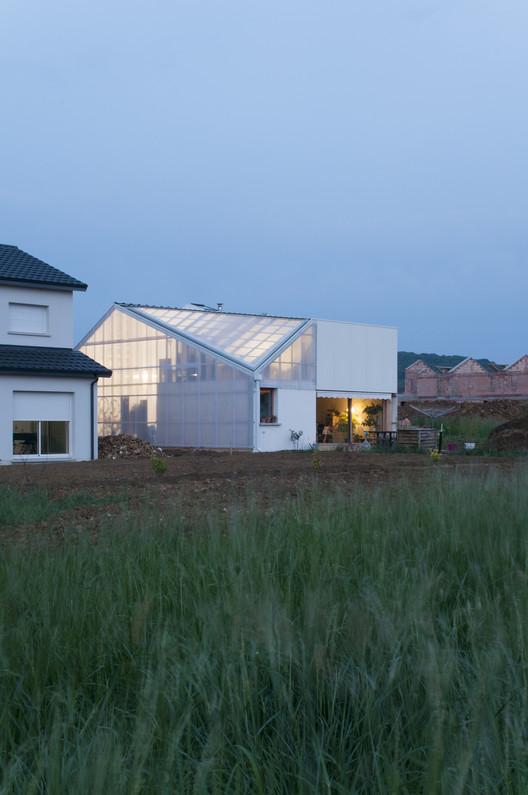 Individual Hangar / Gens association libérale d'architecture, © Ludmilla Cerveny
