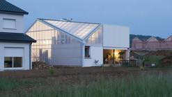 Individual Hangar / Gens association libérale d'architecture
