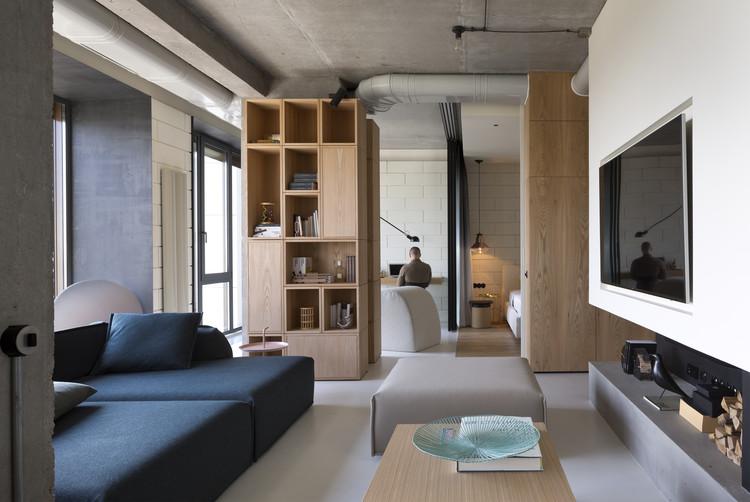 Novopecherskie Lipki Penthouse / Olha Akulova Design, © Andrey Avdeenko