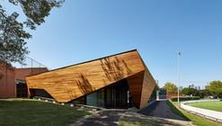 Port Melbourne Football Club / k20 Architecture
