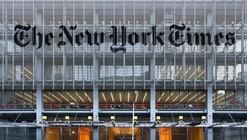 El nuevo edificio del New York Times