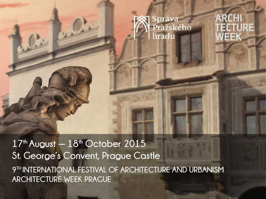9th International Festival of Architecture and Urbanism Architecture Week Prague. Slavonice/Source: Czech Tourism/Photo: Milan Jaroš