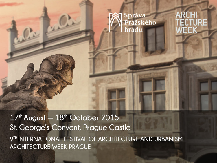 Architecture Week Prague 2015, 9th International Festival of Architecture and Urbanism Architecture Week Prague. Slavonice/Source: Czech Tourism/Photo: Milan Jaroš