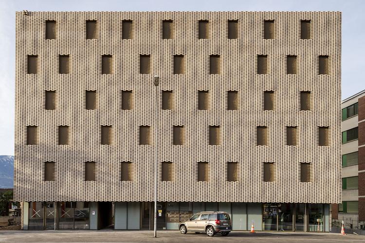 Le Stelle Housing / Buzzi Architetti, © Marcelo Villada