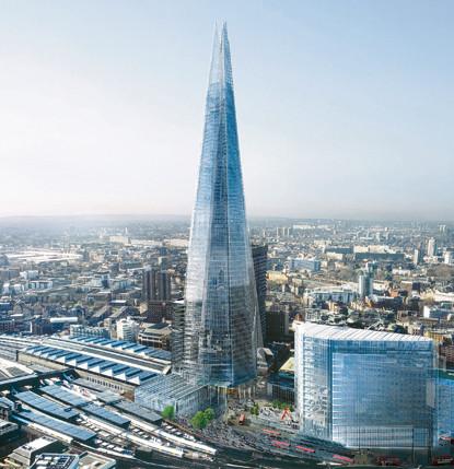 Renzo Piano's Shard
