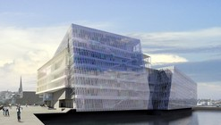 In Progress: Harpa Concert Hall and Conference Center / Henning Larsen Architects