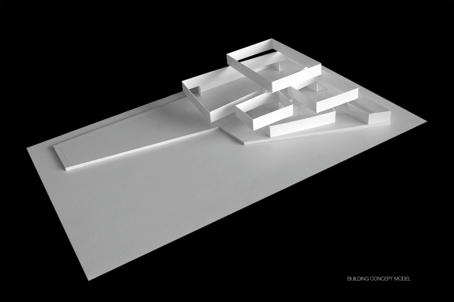 Gallery of baton rouge international school trahan for Architectural concept models