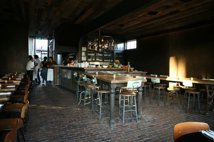 2010 restaurant design aia los angeles archdaily - Decoracion los angeles ...