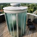 Watertower of Living / Zecc Architecten